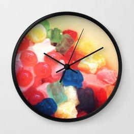 Yum Wall Clock