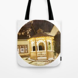 night church 2 Tote Bag
