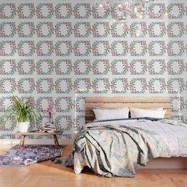 Apple Blossom Frame 02 Wallpaper