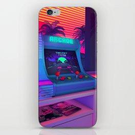 Arcade Dreams iPhone Skin