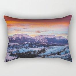Paint the Sky Rectangular Pillow