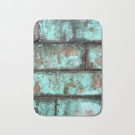 Urban Ruin Bath Mat