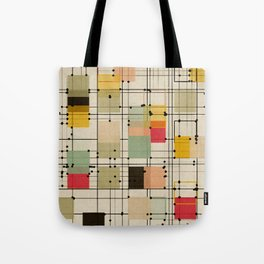 embrace uncertainty Tote Bag