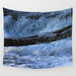 A Colder Winter Wall Tapestry
