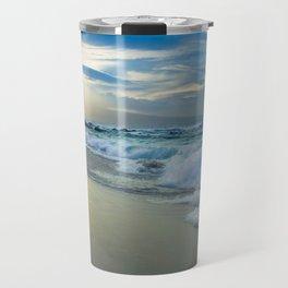 One Dream Sunset Hookipa Beach Maui Hawaii Travel Mug
