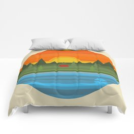 Camping Comforters