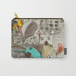 The Robbers Dog Carry-All Pouch