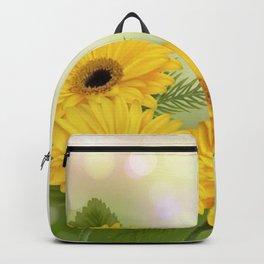 Art Flowers V18 Backpack