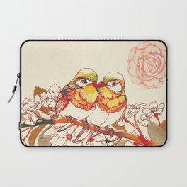 Lovebirds Laptop Sleeve