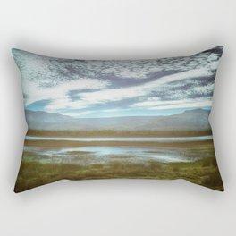 Crossings Rectangular Pillow