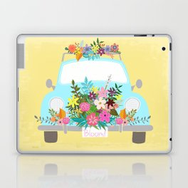 Bloom Where You Are Planted Laptop & iPad Skin