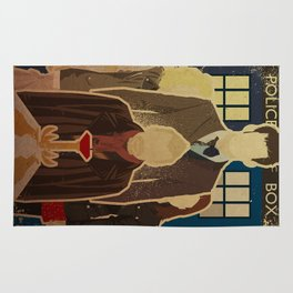 Day of the Doctor Rug