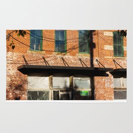 Window Shopping Rug