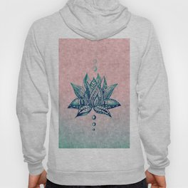 Intricate Lotus Hoody
