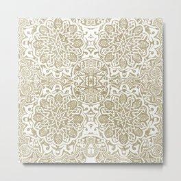 Moorish -stone Metal Print