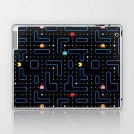 Pac-Man Retro Arcade Gaming Design Laptop & iPad Skin