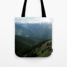 Hurricane Hill Tote Bag
