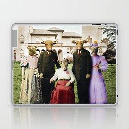 Cowtown Abbey Laptop & iPad Skin