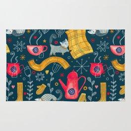 Pattern #71 - Hygge - Cosy winter Rug