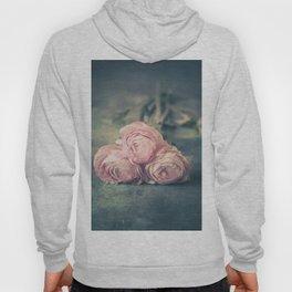 Lovely Ranunculus Hoody