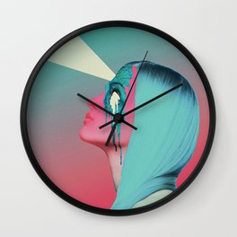sight Wall Clock