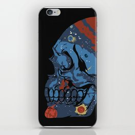 Inner Space iPhone Skin