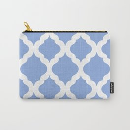 Blue rombs Carry-All Pouch