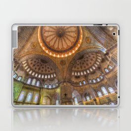 The Blue Mosque Istanbul Laptop & iPad Skin