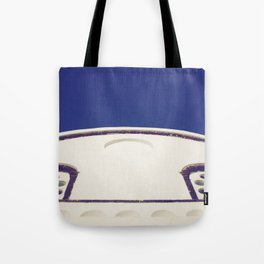 Santorini Churches IV Tote Bag