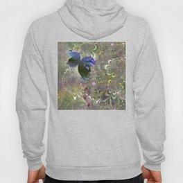 The butterfly of a fractal dreamscape Hoody