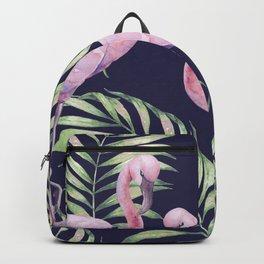 Flamingos #society6 Backpack