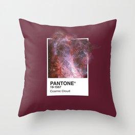 PANTONE SERIES – COSMIC CLOUD Throw Pillow