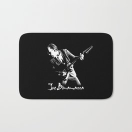 Joe Bonamassa 1-Music-Guitarist-Blues-Gibson-Guitar Bath Mat
