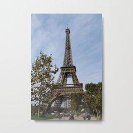 Eiffel Tower (1) Metal Print