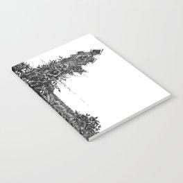 Black Cross Notebook