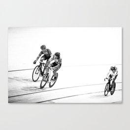 Coupe de France - Velodrome Nationale de France #5 Canvas Print