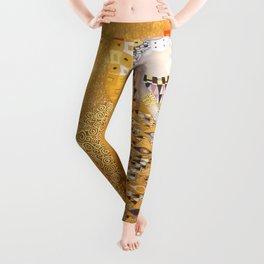 Gustav Klimt - The Woman in Gold Leggings