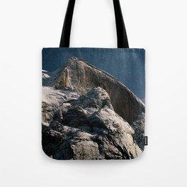 Half Dome Night Tote Bag