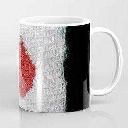 Bloodstained Gauze Coffee Mug