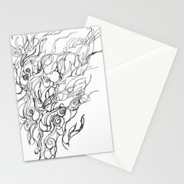 Untitled, Abstract Stationery Cards