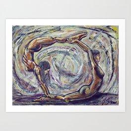 Enso Art Print