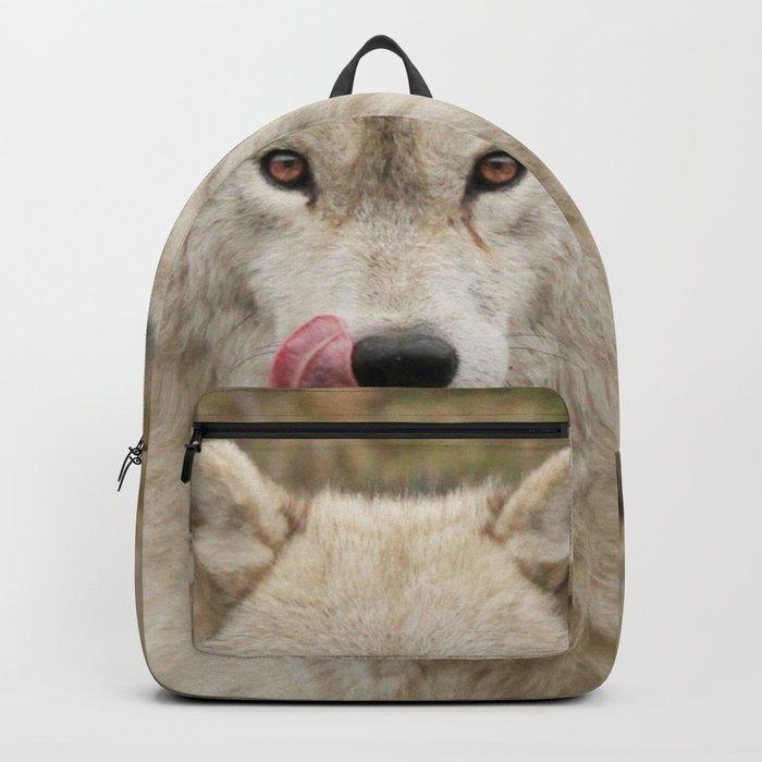 What's for dinner? Backpack