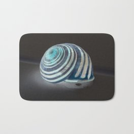 Glowing Snail Bath Mat