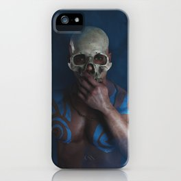 Chaman iPhone Case