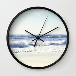 North Shore Beach Wall Clock