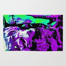 Farben-Abstrakt 3 Rug