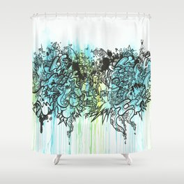And then... Shower Curtain