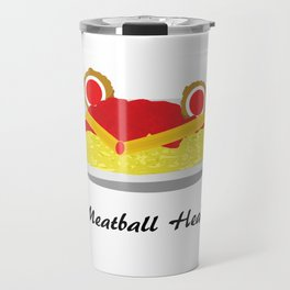 Sailor moon meatball head Travel Mug