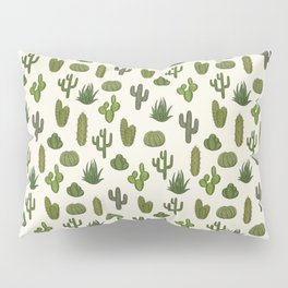 Cacti parade Pillow Sham