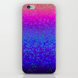 Glitter Star Dust G248 iPhone Skin